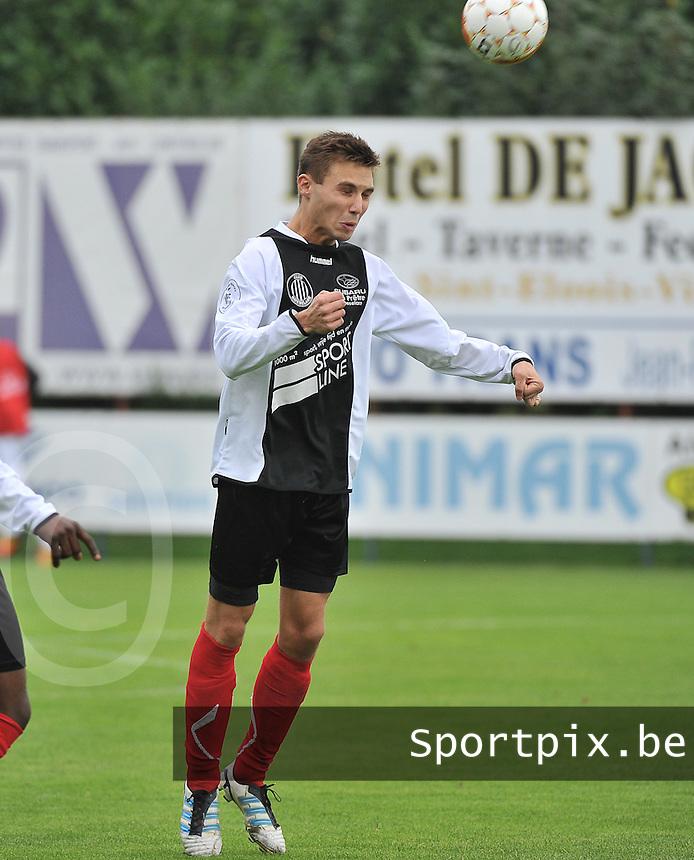 Club Roeselare : Simon Azou<br /> foto VDB / Bart Vandenbroucke