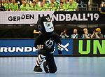 10.01.2019, Mercedes Benz Arena, Berlin, GER, Handball WM 2019, Deutschland vs. Korea, im Bild <br /> Maskottchen<br /> <br />      <br /> Foto © nordphoto / Engler