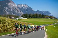 Picture by Alex Whitehead/SWpix.com - 28/09/2018 - Cycling - UCI 2018 Road World Championships - Innsbruck-Tirol, Austria - U23 Men's Road Race - Ireland.