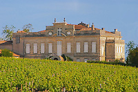 Chateau Le Crock in Saint Estephe Medoc Bordeaux Gironde Aquitaine France
