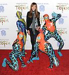January 21, 2014 Santa Monica, Ca.<br /> Allison Janney<br /> Cirque du Soleil Presents TOTEM held at a big top at Santa Monica Pier.<br /> &copy; Fitzroy Barrett / AFF-USA.COM