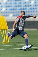 Rancagua Chile - Tuesday, January 25, 2015: USMNT Training in Rancague.