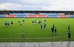 240616 U20 Ireland pitch walkabout