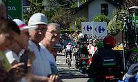 Picture by Simon Wilkinson/SWpix.com 17/06/2016 - Tour de France, 2016, Stage 15, Bourg en Bresse to Culoz -<br />  Lacets du Grand Colombier<br /> copyright picture - Simon Wilkinson - simon@swpix.com