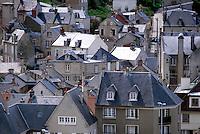 - Normandy, sites of allied landing of June 1944, the Port-En-Bassin village....- Normandia, i luoghi degli sbarchi alleati del giugno 1944, il villaggio di Port-En-Bassin