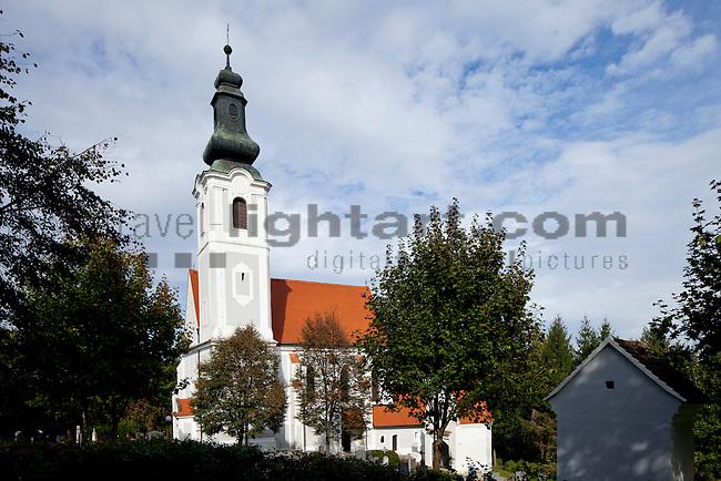 Wallfahrtskirche Maria Weinberg, Eberau,  Burgenland, Austria, Österreich