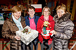 Bridie O'Connor, Rosie O'Sullivan, Celine O'Callaghan and Ita Behan attending the St Johns Bazaar in the KDYS on Friday night.