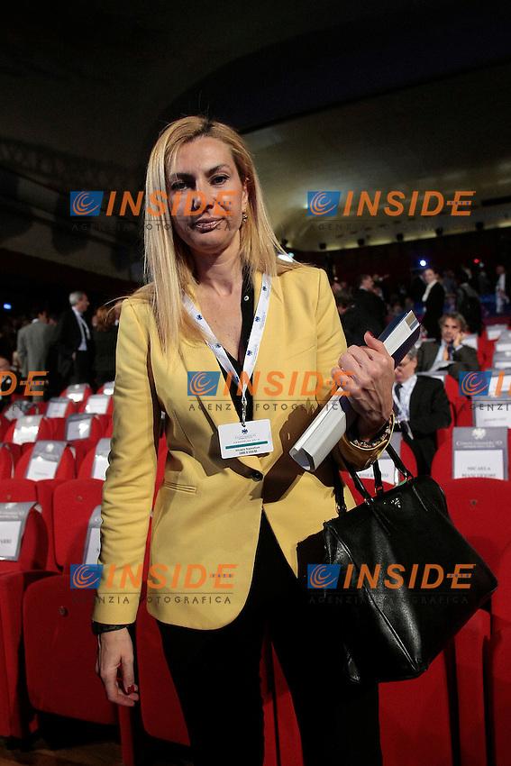 Michaela Biancofiore<br /> Roma 12/06/2013 Auditorium della Conciliazione. Assemblea Annuale di Confcommercio 2013.<br /> Photo Samantha Zucchi Insidefoto