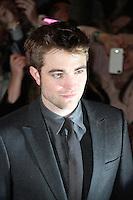 Robert Pattinson The Twilight Saga: Breaking Dawn Part 1 UK Premiere, Westfield Startford City, London, UK. 16 November 2011. Contact rich@pictured.com +44 07941 079620 (Picture by Richard Goldschmidt)