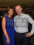 Martin and Janette Commins at St Mary's GFC awards dinner in Muldoons. Photo:Colin Bell/pressphotos.ie