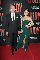 "LOS ANGELES - SEP 19:  Sebastian Roche, Alicia Hannah at the ""Judy"" Premiere at the Samuel Goldwyn Theater on September 19, 2019 in Beverly Hills, CA"
