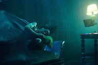 The Shape of Water (2017) <br /> Sally Hawkins <br /> *Filmstill - Editorial Use Only*<br /> CAP/MFS<br /> Image supplied by Capital Pictures