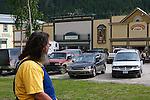 Dawson City 2010, Front Street,THE YUKON TERRITORY, CANADA