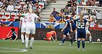 09.06.2019 England v Scotland Women: Ellen White scores goal no 2