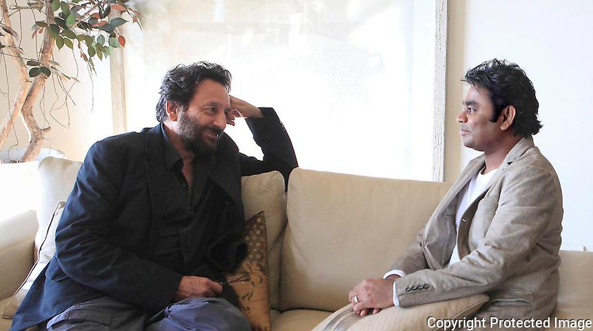 Movie Director Shekhar Kapur & Music Legend A R Rahman