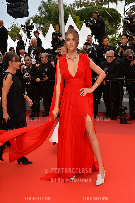 """CANNES, FRANCE. May 20, 2019: Josephine Skriver at the gala premiere for """"La Belle Epoque"""" at the Festival de Cannes.<br /> Picture: Paul Smith / Featureflash"""