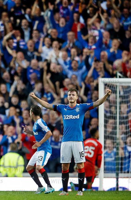 Andy Halliday, Rangers