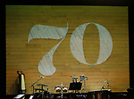 Stage during the Dramatists Guild Foundation toast to Stephen Schwartz with a 70th Birthday Celebration Concert at The Hudson Theatre on April 23, 2018 in New York City.
