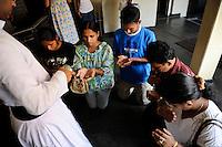 Sri Lanka, Colombo, Kochchikade, St Anthony's Mawatha church / St. Antonius Kirche