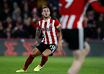 Billy Sharp of Sheffield Utd during the Premier League match at Bramall Lane, Sheffield. Picture date: 5th December 2019. Picture credit should read: Simon Bellis/Sportimage