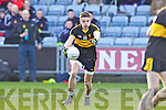 Micheal Burns Dr. Crokes in action against Castlebar in the All Ireland Senior Club Semi Final at Portlaoise on Saturday.