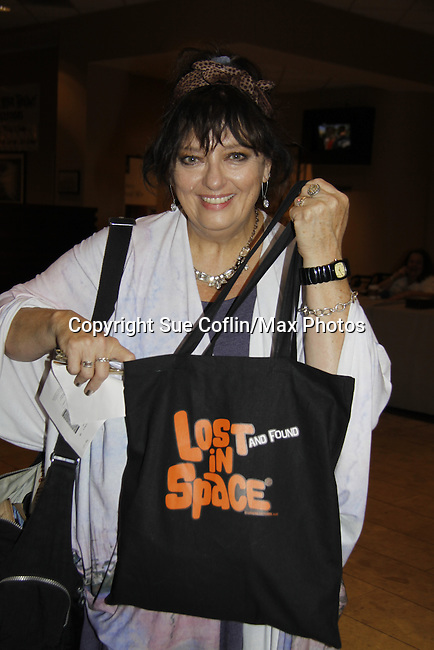 Angela Cartwright (Lost in Space) - Actor appear at 25th Anniversary of Chiller Theatre on October 25, 2015 at Sheraton Hotel, Parsippany, NJ. (Photo by Sue Coflin/Max Photos)