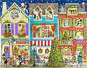 Ingrid, CHRISTMAS SYMBOLS, WEIHNACHTEN SYMBOLE, NAVIDAD SÍMBOLOS, paintings+++++,USISMC21S,#XX# vintage