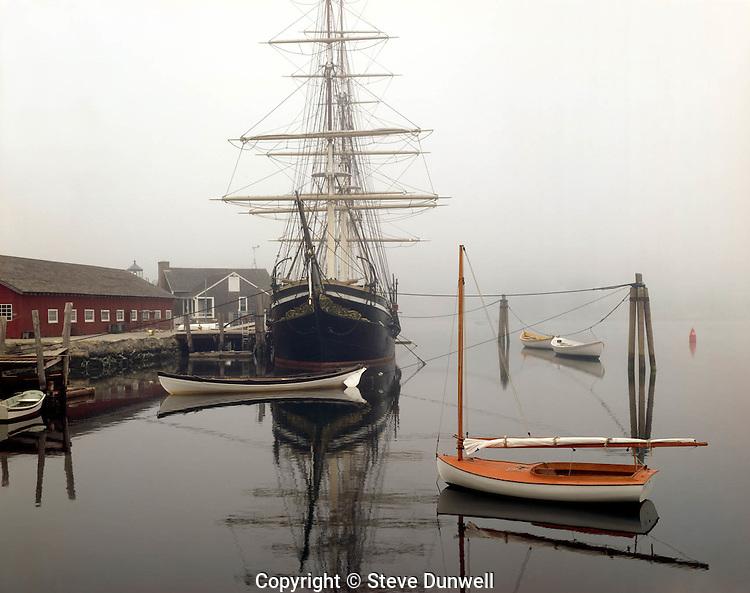 "ship ""Joseph Conrad"", Mystic Seaport, Mystic, CT"