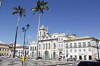 SALVADOR, BA, 23.03.2013 - PELOURINHO-BA - Imagem de arquivo de Praça Terreiro de Jesus no Pelourinho, Centro Histórico de Salvador - BA (Foto: Joá Souza / Brazil Photo Press).