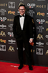 Carlos Santos attends to 33rd Goya Awards at Fibes - Conference and Exhibition  in Seville, Spain. February 02, 2019. (ALTERPHOTOS/A. Perez Meca)
