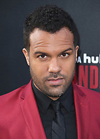 """HOLLYWOOD, CA - APRIL 19:  O-T Fagbenle at the premiere Of Hulu's """"The Handmaid's Tale"""" Season 2 at TCL Chinese Theatre on April 19, 2018 in Hollywood, California. (Photo by Scott KirklandPictureGroup)"""