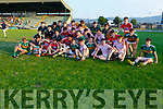 Munster U20 Football Champions Kerry in Austin Stack Park on Friday.