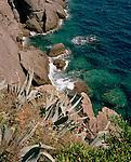 Sea in Cinque Terre, Italy