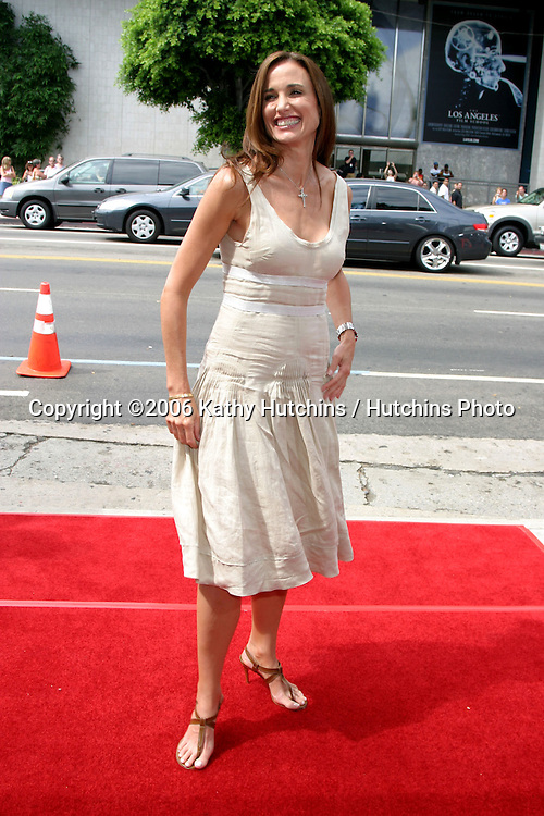 "Andie MacDowell.""Barnyard"" Premiere.ArcLight Theaters.Los Angeles, CA.July 30, 2006.©2006 Kathy Hutchins / Hutchins Photo...."