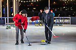 Pier 17 Curling and Game Night