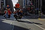 People take part of the annual Thanksgiving day parade in New York, November 22, 2012. . Photo by Eduardo Munoz Alvarez / VIEWpress