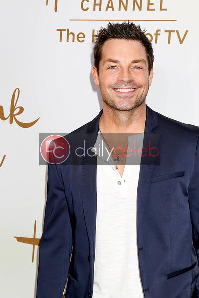 Brennan Elliott<br /> at the Hallmark TCA Summer 2017 Party, Private Residence, Beverly Hills, CA 07-27-17<br /> David Edwards/DailyCeleb.com 818-249-4998
