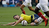 Colombia contra Peru