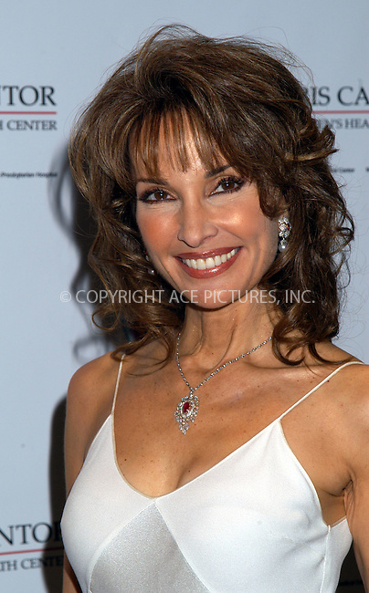 Susan Lucci attending the 'Evening of Music From Guys And Dolls' in New York. February 23, 2004. Please byline: AJ SOKALNER/ACE Pictures.   ..*PAY-PER-USE*      ....IMPORTANT: Please note that our old trade name, NEW YORK PHOTO PRESS (NYPP), is replaced by new name, ACE PICTURES. New York Photo Press and ACE Pictures are owned by All Celebrity Entertainment, Inc.......All Celebrity Entertainment, Inc:  ..contact: Alecsey Boldeskul (646) 267-6913 ..Philip Vaughan (646) 769-0430..e-mail: info@nyphotopress.com