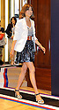 hitomi, Apr 16, 2012 : Singer hitomi attends the Tommy Hilfiger Omotesando Flagship Store opening in Tokyo, Japan, on April 16, 2012.