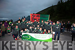 The St Michaels Foilmore U14's side return home triumphantly on Sunday night having won the Division 13 Cup Final Beating Alymer Gaels 3-07 to 1-06 at the John West Féile Championships at the weekend, pictured here arriving home on Sunday night at Gleesk.