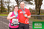 Maureen Spillane Timmy Spillane 391, who took part in the Kerry's Eye Tralee International Marathon on Sunday 16th March 2014