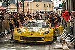 #64 CORVETTE RACING GM (USA) CHEVROLET CORVETTE C7R LMGTE PRO OLIVER GAVIN (GBR) TOMMY MILNER (USA) JORDAN TAYLOR (USA)