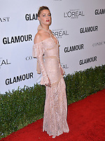 LOS ANGELES, CA. November 14, 2016: Actress Amber Heard at the Glamour Magazine 2016 Women of the Year Awards at NeueHouse, Hollywood.<br /> Picture: Paul Smith/Featureflash/SilverHub 0208 004 5359/ 07711 972644 Editors@silverhubmedia.com