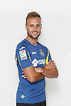 Juan Cala poses during official La Liga 2015-16 photo session in Madrid, Spain. July 24, 2015. (ALTERPHOTOS/Victor Blanco)