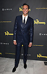 Cheyenne Jackson attending the Broadway Opening Night Performance After Party for 'The Performers' at E-Space in New York City on 11/14/2012