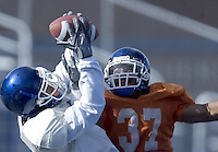 Boise St Football 2007 Spring Scrimmage 1