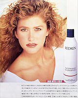 Redken Hair Care Product for the Asian Market