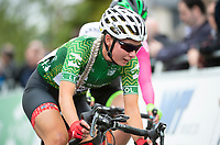 Picture by Allan McKenzie/SWpix.com - 15/05/2018 - Cycling - OVO Energy Tour Series Womens Race - Round 2:Motherwell - Rebecca Raybould.