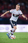 Sebastian Rode of Bayern Munich in action during the Bayern Munich vs Guangzhou Evergrande as part of the Bayern Munich Asian Tour 2015  at the Tianhe Sport Centre on 23 July 2015 in Guangzhou, China. Photo by Aitor Alcalde / Power Sport Images